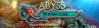 Abyss: The Wraiths of Eden Collector's Edition screenshot