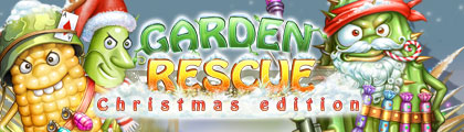 Garden Rescue: Christmas Edition screenshot