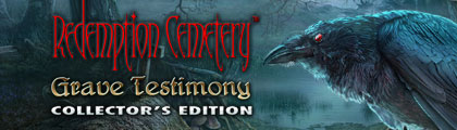 Redemption Cemetery: Grave Testimony Collector's Edition screenshot
