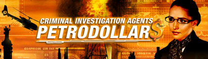 Criminal Investigation Agents: Petrodollars screenshot