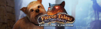 Fierce Tales: The Dog's Heart Collector's Edition screenshot