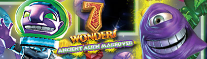 7 Wonders: Ancient Alien Makeover screenshot