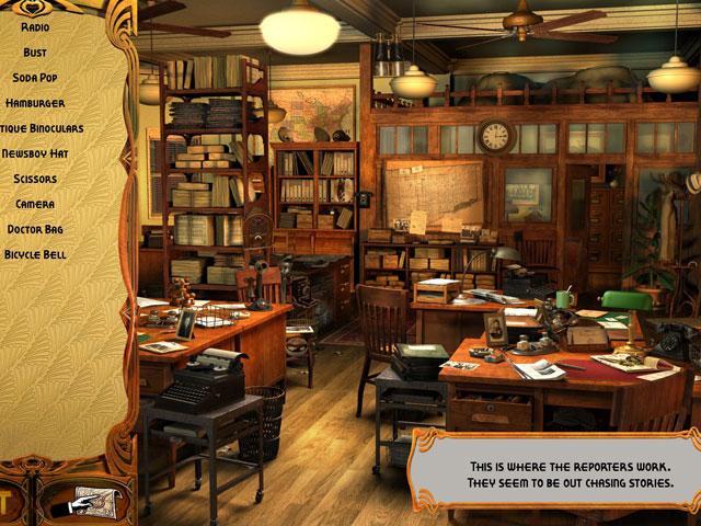 Newshawk Bags A Bootlegger Screenshot 1