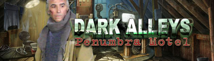 Dark Alleys: Penumbra Motel screenshot