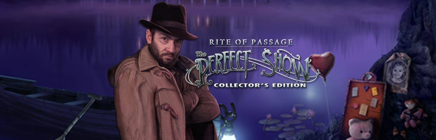Rite of Passage: The Perfect Show Collector's Edition