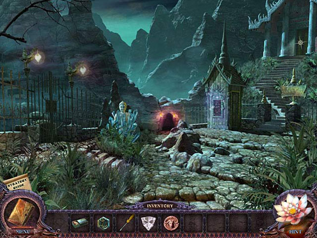 Secrets of the Dark: Eclipse Mountain Collector's Edition large screenshot