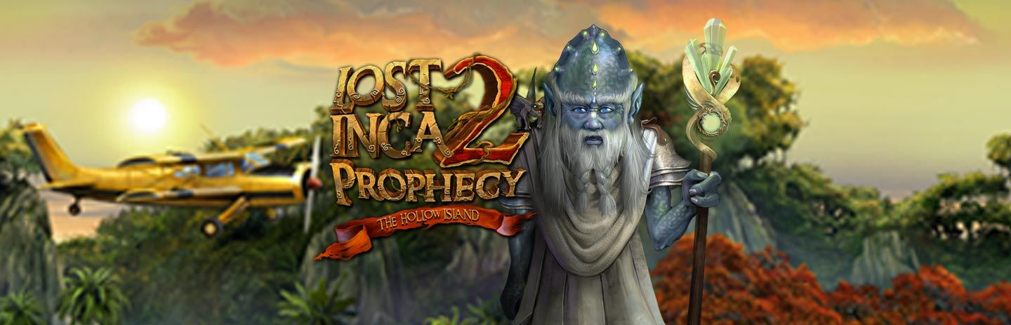 The Lost Inca Prophecy 2: The Hollow Island