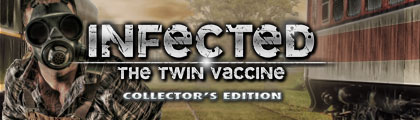 Infected The Twin Vaccine Collector's Edition screenshot