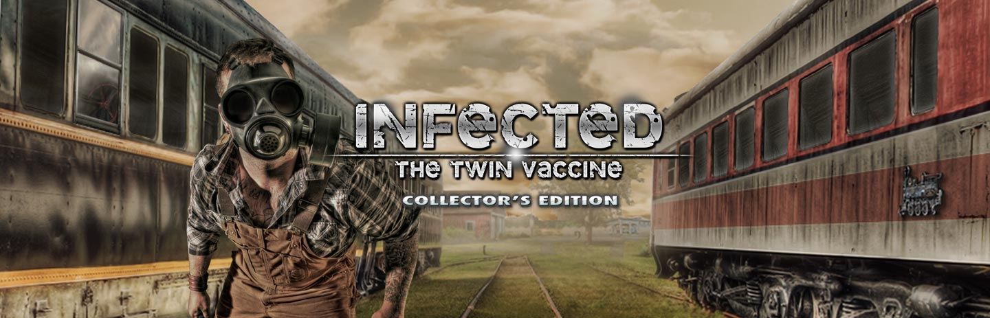 Infected The Twin Vaccine Collector's Edition