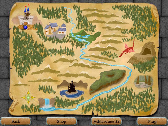 Legends of Solitaire: The Lost Cards large screenshot
