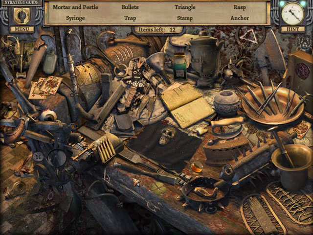 Silent Nights: The Pianist large screenshot