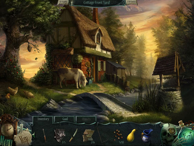 Curse at Twilight: Thief of Souls Extended Edition large screenshot