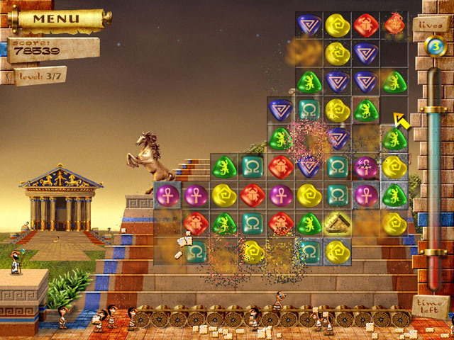 7 Wonders large screenshot