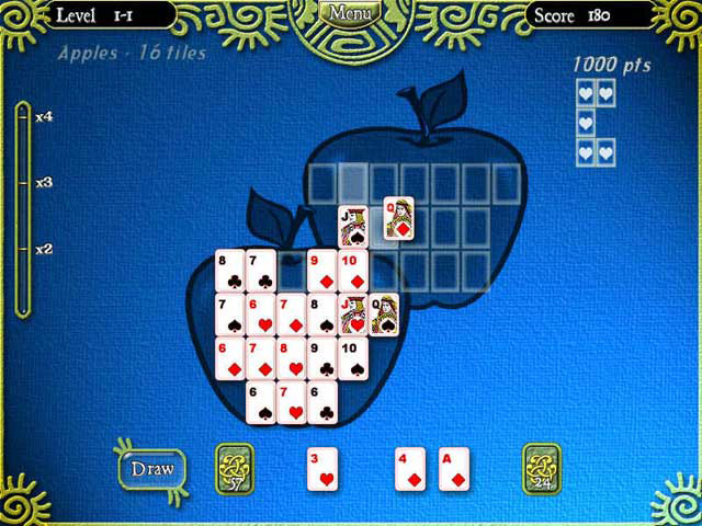 Puzzle Solitaire large screenshot