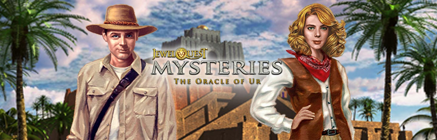 Jewel Quest Mysteries: The Oracle of Ur