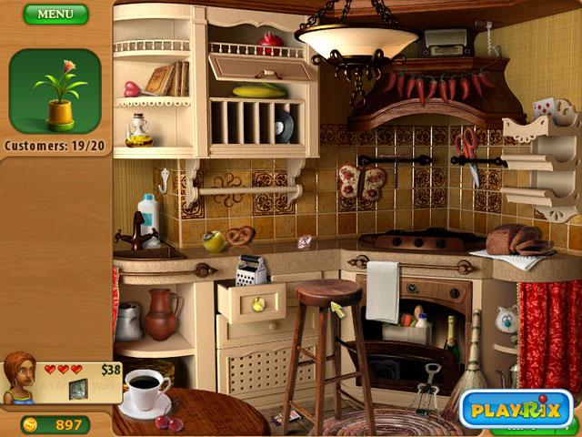 Gardenscapes:  Mansion Makeover Screenshot 1