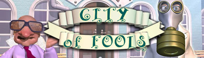 City of Fools screenshot