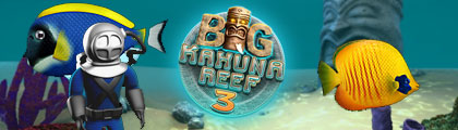 Big Kahuna Reef 3 screenshot