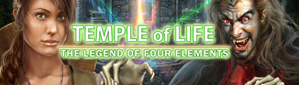 Temple Of Life The Legend of Four Elements screenshot
