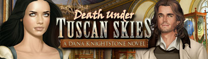 Death Under Tuscan Skies - A Dana Knightstone Novel screenshot