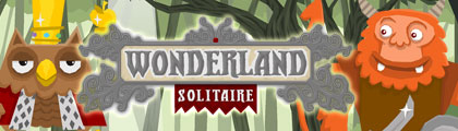 Wonderland Solitaire screenshot