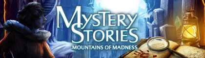 Mystery Stories: Mountains of Madness screenshot