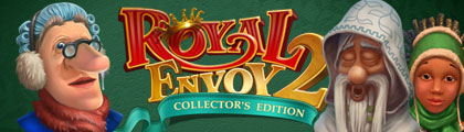 Royal Envoy 2 Collector's Edition screenshot