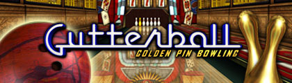 Gutterball: Golden Pin Bowling screenshot