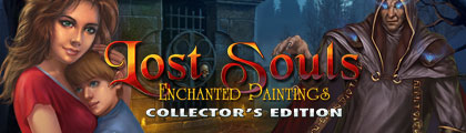 Lost Souls Enchanted Paintings Collector's Edition screenshot