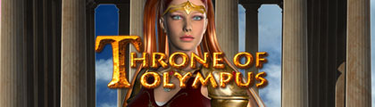 Throne of Olympus screenshot