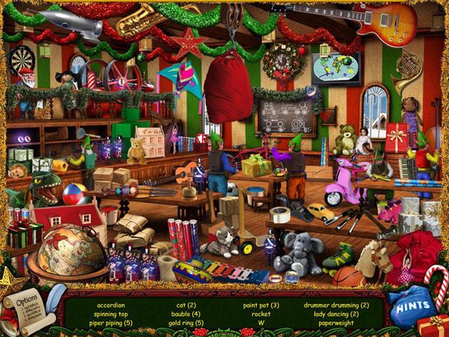 Christmas Wonderland Screenshot 1