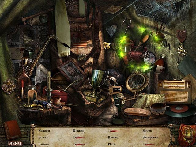 Written Legends: Nightmare at Sea large screenshot