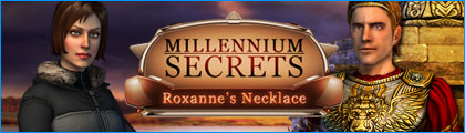 Millennium Secrets: Roxanne's Necklace screenshot