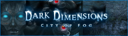 Dark Dimensions: City of Fog screenshot