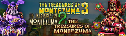Treasures of Montezuma Bundle screenshot