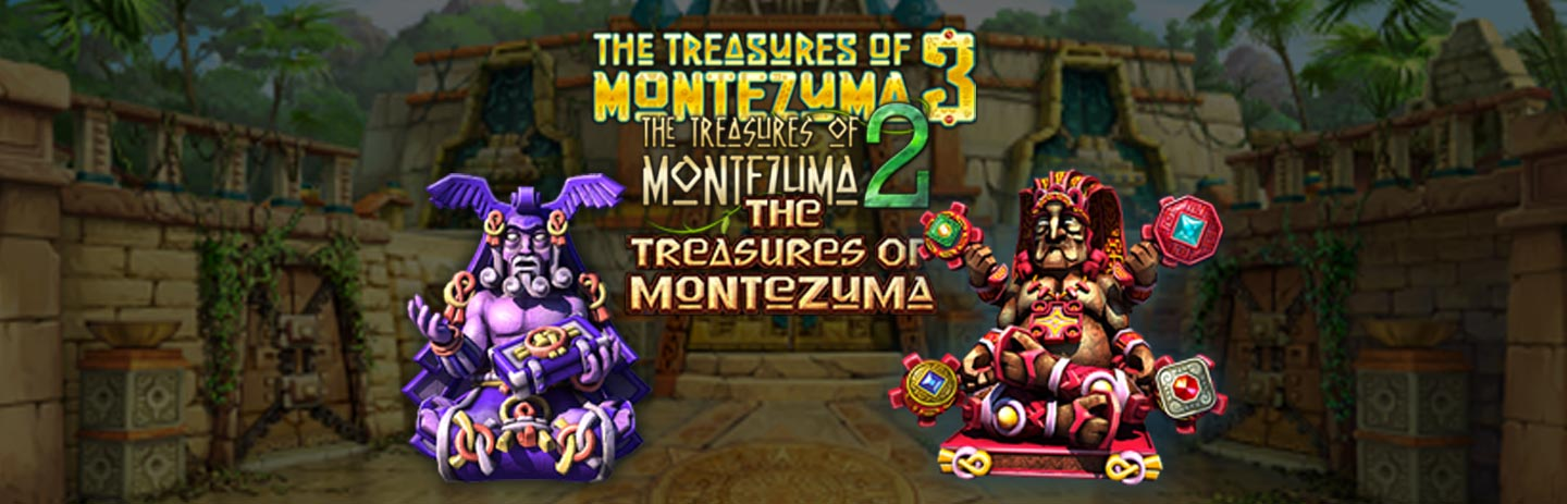 Treasures of Montezuma Bundle
