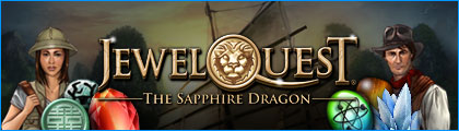 Jewel Quest: The Sapphire Dragon -- Collector's Edition screenshot