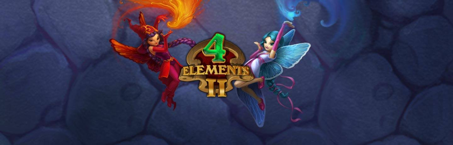 4 Elements II: Collector's Edition