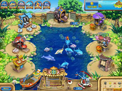 Farm Frenzy Bundle: Gone Fishing in Ancient Rome thumb 1