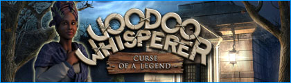 Voodoo Whisperer Curse of a Legend screenshot