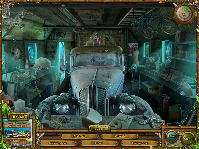 Tales of Lagoona: Orphans of the Ocean large screenshot