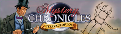 Mystery Chronicles: Betrayals of Love screenshot
