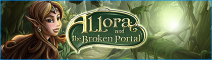 Allora and the Broken Portal screenshot