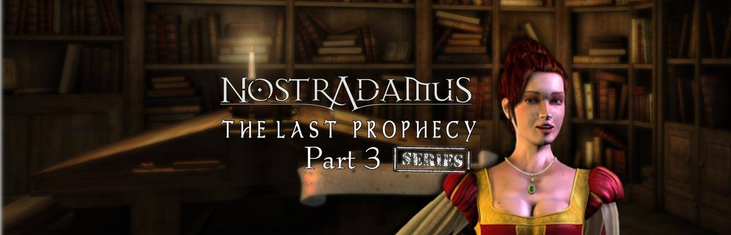 Nostradamus The Last Prophecy Episode 3