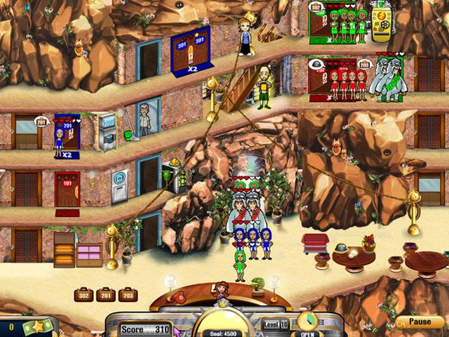 Hotel Dash 2: Lost Luxuries Screenshot 1