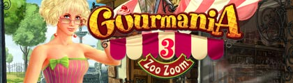 Gourmania 3:  Zoo Zoom screenshot