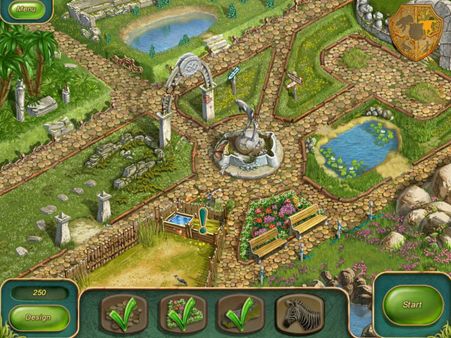 Gourmania 3:  Zoo Zoom Screenshot 1