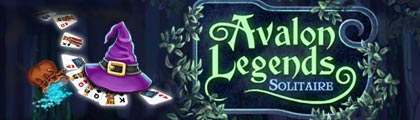 Avalon Legends Solitaire screenshot