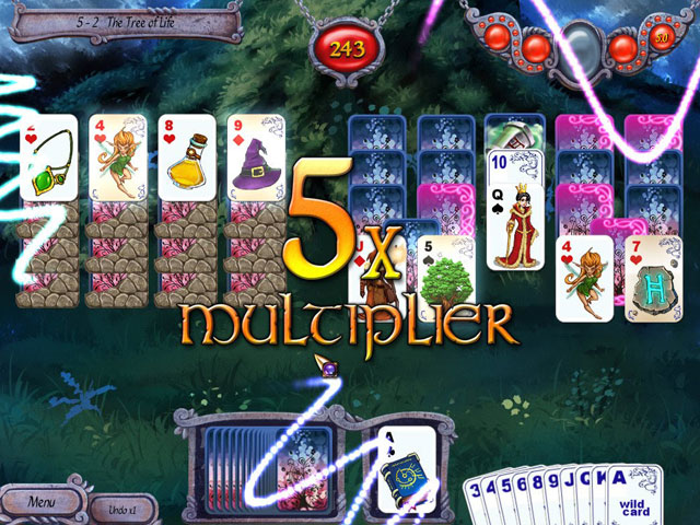 Avalon Legends Solitaire large screenshot