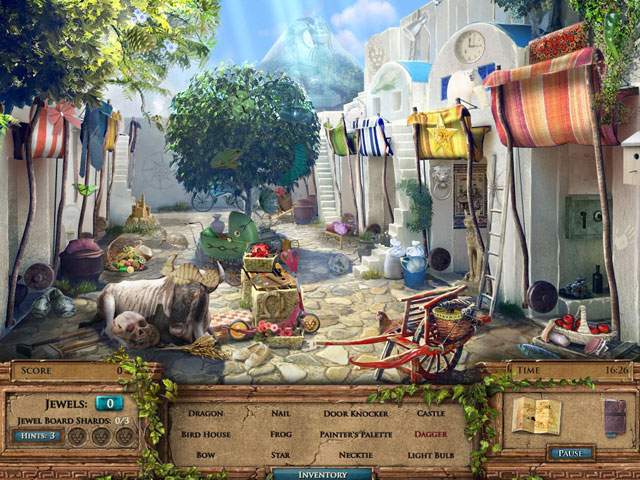 Jewel Quest Mysteries: The Seventh Gate large screenshot